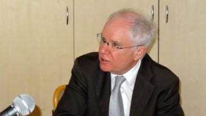 Aaron Rhodes habla sobre la libertad religiosa en China