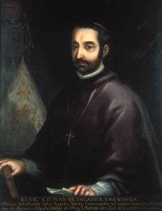 Bishop Juan de Palafox