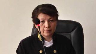 Una decisión histórica en Kazajistán: Sayragul Sauytbay no será deportada a China