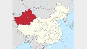 Sinkiang de China