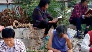 Resueltos a Perseverar, cristianos practican su fe en condiciones terribles