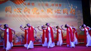 Conjunto de canto y danza