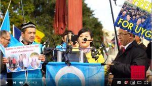 El discurso de Wu en Ginebra