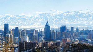Provincia de Xinjiang