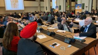 Bitter Winter en Ginebra por el 70 aniversario de la Declaración de los Derechos Humanos