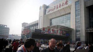 regreso a Xinjiang
