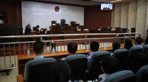 Juzgados de la ciudad de Chifeng