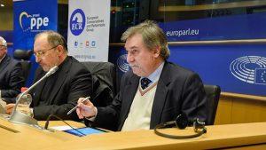 Marco Respint en Bruselas