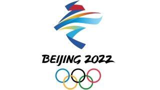 Logotipo de los Juegos Olímpicos de Invierno de Pekin 2022