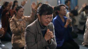 Creyentes en una iglesia domésticas