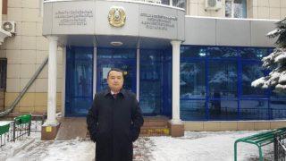 Activista kazajo forzado a confesar falsamente