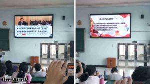Un sitio de capacitación para el clero en la provincia de Heilongjiang