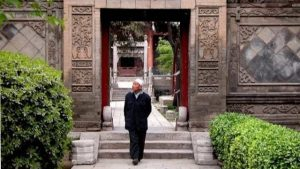 un musulman chino