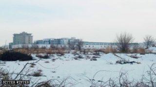Miles de uigures detenidos en una prisión de Gansu