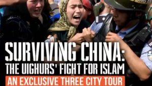voces uigures de Sinkiang y Guantánamo