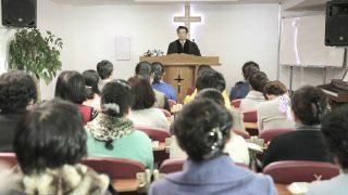 Iglesias cristianas surcoreanas existentes en China sistemáticamente reprimidos