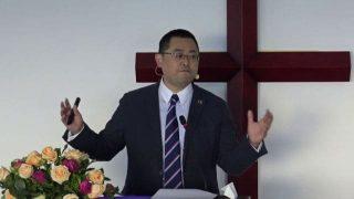 Wang Yi, el pastor de la Iglesia del Pacto de la Lluvia Temprana, es sentenciado a nueve años de prisión