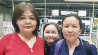 Sayragul Sauytbay ha abandonado Kazajistán