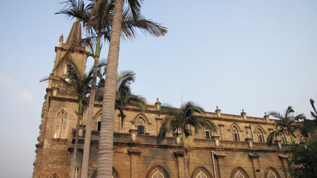 Catedral de Santo Domingo en la diócesis de Fuzhou