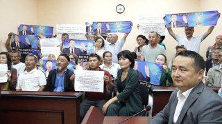 Kazajistán: el día del juicio para Serikzhan Bilash