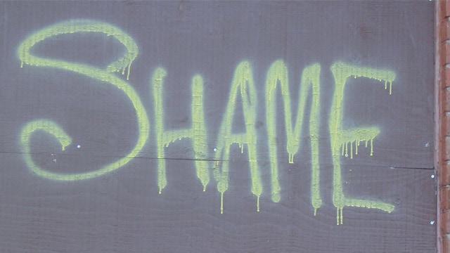 eje de la vergüenza