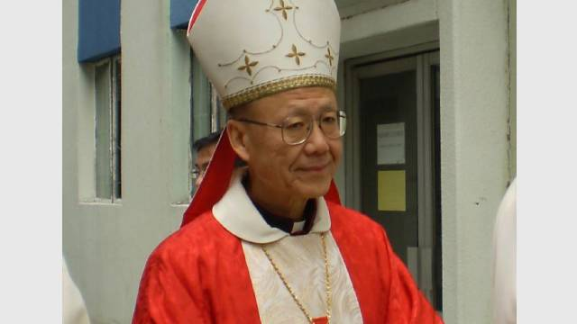 Cardenal John Tong Hon