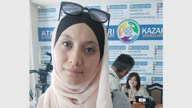 Leila Adilzhan