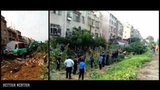 Construyendo la imagen de China sobre las ruinas del bienestar de sus ciudadanos