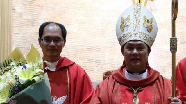 Obispo Shao Zhumin