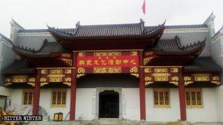 245 salas ancestrales fueron convertidas en bases de propaganda del Partido