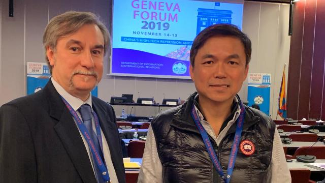 Edward C.K. Chin y Marco Respinti
