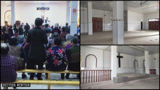 """La provincia de Jiangxi intensifica sus esfuerzos para acabar con las iglesias """"rebeldes"""""""