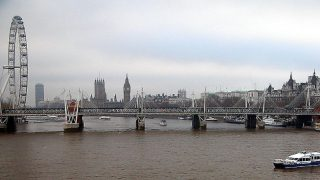 Río Támesis Londres