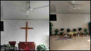 Varios lugares pertenecientes a iglesias domésticas fueron demolidos y numerosos creyentes fueron arrestados (Video)