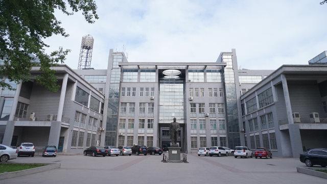 Una universidad en china