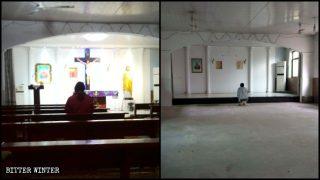 El PCCh hace todo lo posible para obligar a los miembros del clero católico a unirse a la Iglesia oficial