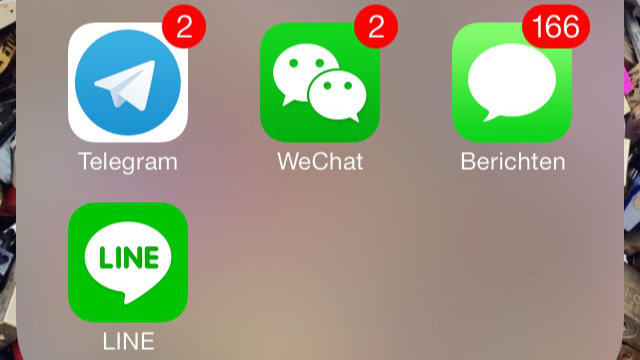 WeChat: red social religiosa en China