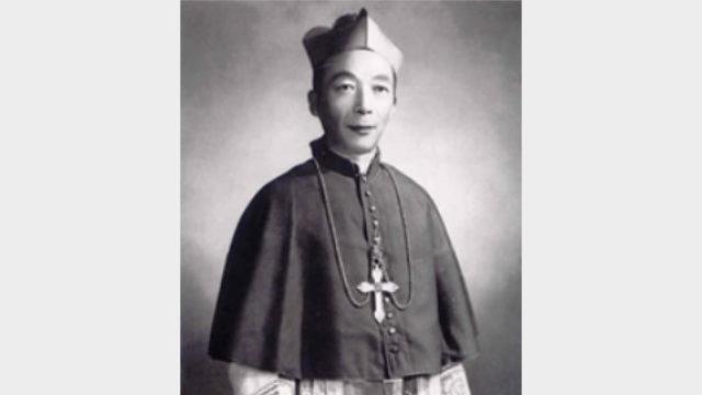 Cardenal Kung Pin-mei