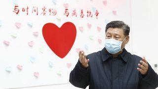 Varios internautas chinos fueron arrestados por criticar al presidente Xi Jinping