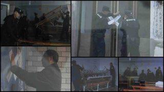 "Las iglesias católicas ""antipatrióticas"" están siendo clausuradas a lo largo de toda China"