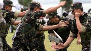 La espeluznante realidad de servir en el Ejército Popular de Liberación