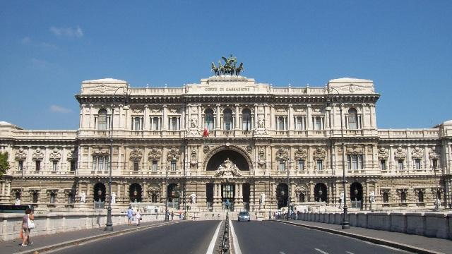 Palacio de justicia Roma
