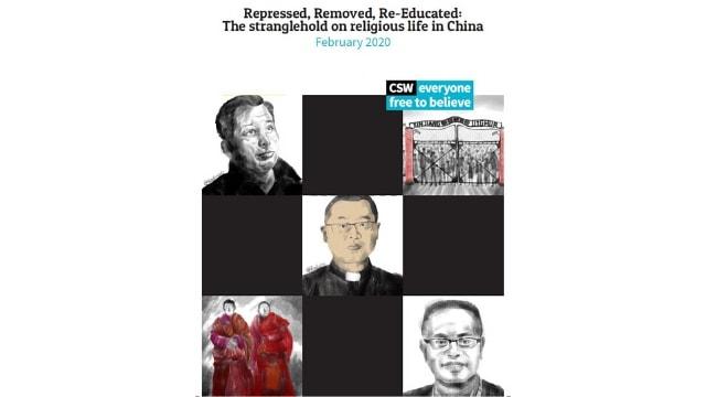 vida religiosa en china