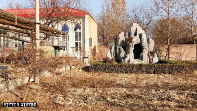 Orfanato para niños discapacitados emplazado en la ciudad a nivel de prefectura de Cangzhou.