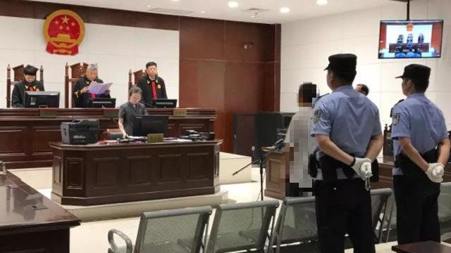 Un tribunal de la ciudad de Suzhou de Anhui.