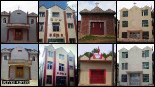 Tras el levantamiento del cierre de emergencia, se intensificó la represión de iglesias