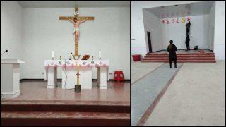 Se intensifica la persecución de las iglesias católicas rebeldes