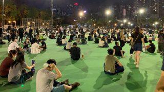 En Hong Kong, el espíritu de Tiananmén sigue vivo