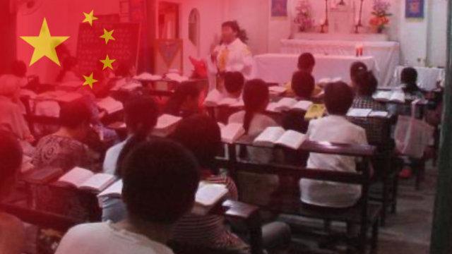 Una iglesia católica emplazada en la provincia de Jiangxi bajo la sombra de la persecución del PCCh