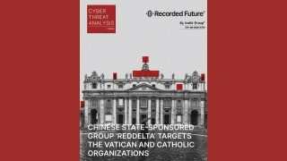 """Acuerdo entre el Vaticano y China: """"El PCCh hackeó computadoras pertenecientes al Vaticano"""""""